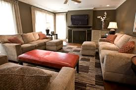 Orange Living Room Design Orange Living Room Design Home Ideas Blue And Gray Decorating