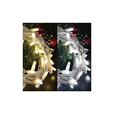 One Click Lights Outdoor String Lights Pro Series One Click Colour Switch