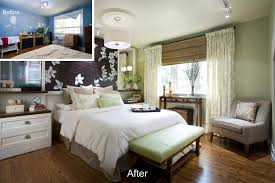 Gallery Of 13 Bedroom Makeovers Before And After Pictures Useful 1