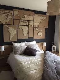 map monde en laine tendue et toile de jute on diy string map wall art with map monde en laine tendue et toile de jute diy decor pinterest