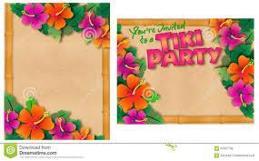 Hawaiian Party Invite Rome Fontanacountryinn Com