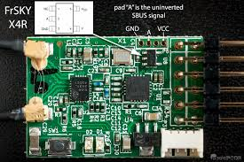 ppm vs sbus d4r ii vs x4r sb oscar liang no inverter on naze32 x4r sb hack