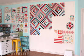 How to Make a Quilt Design Wall - Suzy Quilts & Cotton Batting Quilt Design Wall Adamdwight.com