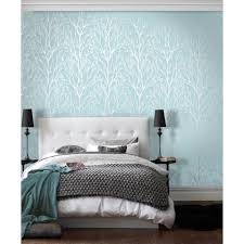 Silver Wallpaper For Bedrooms I Love Wallpaper Shimmer Wallpaper Teal Silver Ilw980006