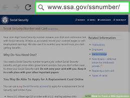 A To Track Ssn Application - Ways Wikihow 3
