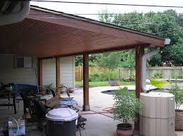 Astonishing Design Wooden Patio Covers Comely Modern Patio Cover