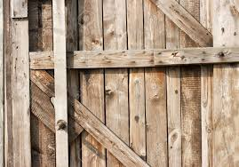 Wooden Texture Of An Old Barn Door Stock Photo, Picture And Royalty ...