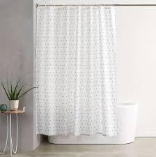 basics shower curtain