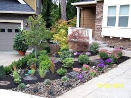 front yard ideas rocks clever ideas rock front yard landscaping with rocks garden designs club front yard landscaping ideas using rocks