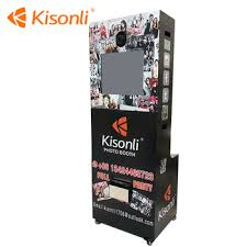 Portable Vending Machines Mesmerizing Portable Photo Booth Vending Machinephoto Printing Machine Malaysia