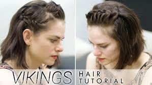 Viking Hairstyle Female silvousplaits hairstyling amy bailey on viking braids for short hair 5040 by wearticles.com