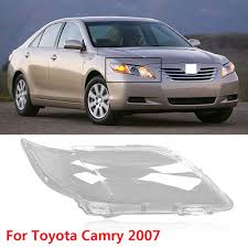 Toyota Camry 2007 Light Bulb Us 27 71 23 Off Capqx 1pc For Toyota Camry 2007 Front Headlamp Lamp Cover Headlight Lampshade Waterproof Bright Lamp Shade Shell Cover In Shell From