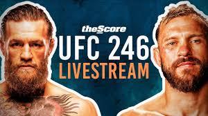 UFC 246 Hangout: Conor McGregor vs. Cowboy Cerrone