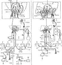 John deere 4020 12 volt wiring diagram tractor starter solenoid