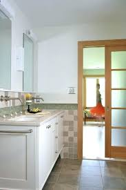 frosted glass pocket door for bathroom sliding doors uk