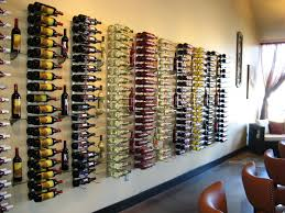 Small Picture Ideas Fancy Wall Mounted Wine Racks For Wine Organizer Idea