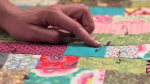 Quilty: Tying a Quilt—Quilting How-to - YouTube &  Adamdwight.com