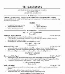 Corporate Travel Consultant Resume Sample Livecareer