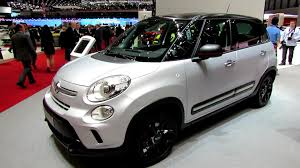 2014 fiat interior. 2014 fiat 500l beats edition exterior and interior walkaround geneva motor show youtube