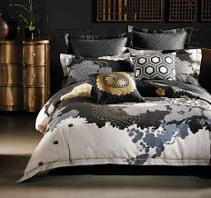 203 best Quality Quilt Covers images on Pinterest | Duvet cover ... & Yuko Black ALEX PERRY Yuko is an artfully layered design, inspired by the  antique Japanese. Quilt Cover ... Adamdwight.com