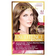 Loreal Hair Color Light Ash Brown