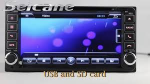 Aftermarket radio stereo for Toyota Camry,2006 2007 2008-2010 ...