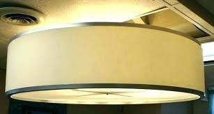 large lampshades