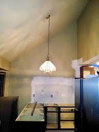 ceiling lighting sloped ceiling lighting fixtures chandelier with regard to hanging light on sloped ceiling