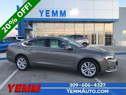 New 2019 Chevrolet Impala For Sale at Yemm <b>Automotive</b> Group ...