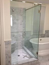 how to remove watermarks from glass shower doors how to remove hard water marks from glass