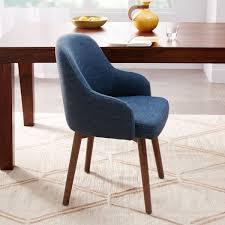 saddle dining chair west elm uk
