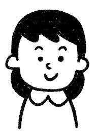いろいろな表情のイラスト女の子 ゆるかわいい無料イラスト素材集