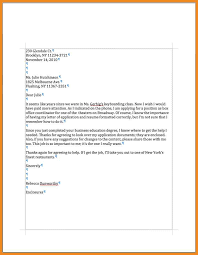Business Letter Salutation Art Resume Examples