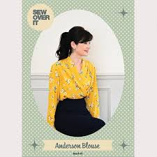 Sew Over It Patterns Mesmerizing Sew Over It Sewing Patterns Dressmaking Patterns Sew Over It