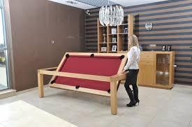 Tavolo Da Pranzo Biliardo : Biliardo tavolo bl wood pool