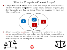 comparison contrast essays what is a comparison contrast essays  what is a comparison contrast essays