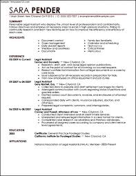 Example Cv Resume Fascinating Resume Resume Samples Lawyer Resumes Civil High Quality Template