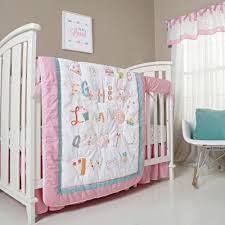 alphabet crib sheet pink alphabet crib set