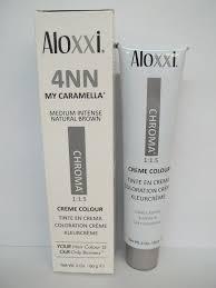 Buy Aloxxi My Caramella Chroma Permanent Creme Colour In