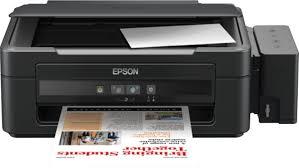 Epson L210 Colour All In One Inkjet Printer Flipkart L