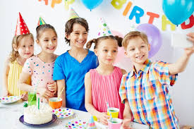 birthday party themes for s a