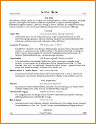 Relevant Courses On Resume