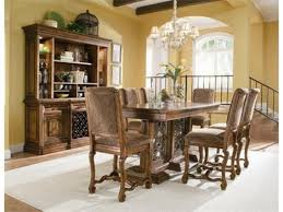 BHT 394 950 951 Bernhardt Villa Hermosa Gathering Table