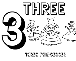 Small Picture Numbers Get Coloring Pages