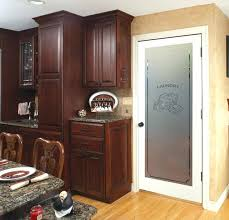 glass laundry door laundry decorative glass interior doors traditional kitchen glass panel laundry door