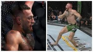 UFC 264: Conor McGregor breaks his leg ...