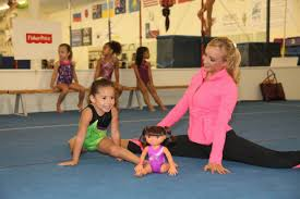fantastic gymnastics. the new fantastic gymnastics dora from fisher-price(r) inspires olympic gymnast and
