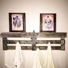 pallet ideas for bathroom. reclaimed wood pallet to towel holder, bathroom ideas, pallet, repurposing upcycling, wall ideas for l