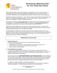 015 Market Plan Executive Summarye Project Proposal Best