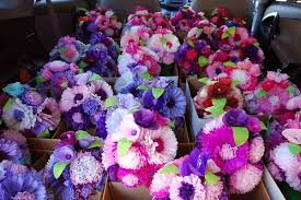 Wedding Paper Flower Centerpieces Tons Of Paper Flower Inspiration For Your Wedding Or Paper